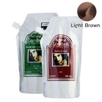 Light brown lombok original set light brown [Система для ламинирования волос]