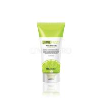 Lime fizzy peeling gel [Гель-скатка]