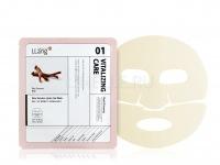 Skin solution hydro gel mask (redginseng) [Гидрогелевая маска с экстрактом красного женьшеня]