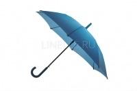 Long umbrella blue [Зонт фирменный]