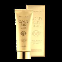 Luxury gem gold 24k mask [Маска с 24К золотом]