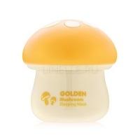 Magic food golden mushroom sleeping mask [Маска для упругости и эластичности кожи]