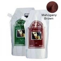 Mahogana brown lombok original set mahogana brown [Система для ламинирования волос]