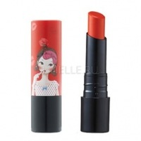Make up tina tint lip essence balm scarlet red [Бальзам для губ ]