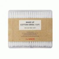 Makeup cotton swab (100p) [Ватные палочки]