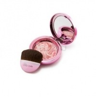 Marbling blusher lovely pink [Румяна мраморные запеченые 02]