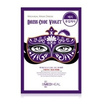 Mask dress code violet [Маска тканевая для лица]