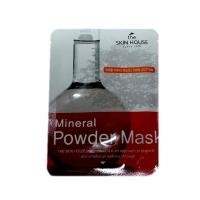Mineral powder mask [Тканевая маска для кожи с воспалениями]