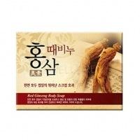 Miso red ginseng scrub soap(for pharmacy) [Мыло-скраб красный женьшень]