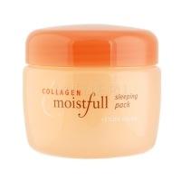 Moistfull collagen sleeping pack [Маска для лица ночная с коллагеном]