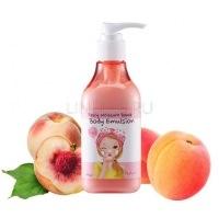 Moisture bomb body emulsion peach [Эмульсия для тела персиковая]