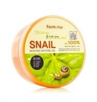 Moisture soothing gel snail [Универсальный увлажняющий гель с экстрактом слизи улитки]