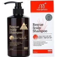 Mstar rescue sclap shampoo [Шампунь от выпадения волос]