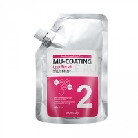 Mu-coating lpp repair treatment [Бальзам для лечения и ламинирования волос]