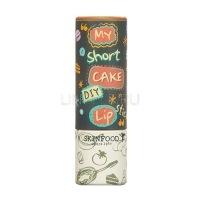 My short cake lip case #3 cooking book [Аксессуар для помады]