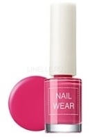 Nail wear 03.beautiful pink [Лак для ногтей]