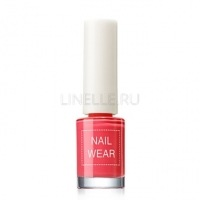 Nail wear 05.bright red [Лак для ногтей]