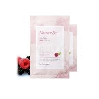 Natuer be 36.5 fermentation black berry mask sheet [Ферментированная тканевая маска с экстрактом малинового вина]