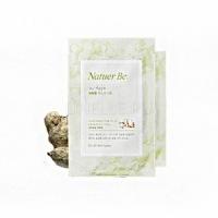 Natuer be 36.5 fermentation poria cocos sclerotium mask sheet [Ферментированная тканевая маска с экстрактом Пория кокосовидная]