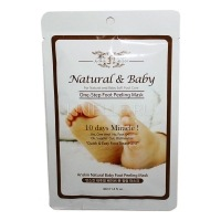 Natural baby foot peeling mask [Пилинг для ног]