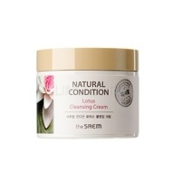 Natural condition lotus cleansing cream [Крем очищающий лотос]