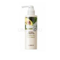 Natural condition cleansing lotion (n) [Лосьон для лица очищающий]