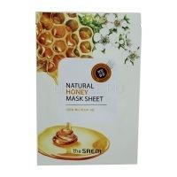 Natural honey mask sheet [Маска тканевая с экстрактом меда]