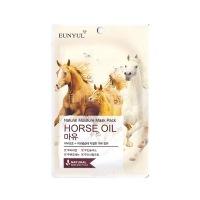Natural moisture mask pack horse oil [Тканевая маска для лица с лошадиным маслом]
