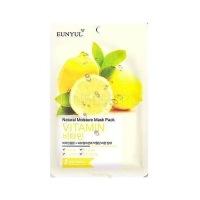 Natural moisture mask pack vitamin [Тканевая маска с витаминами]