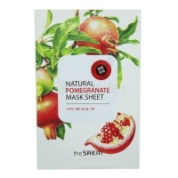 Natural pomegranate mask sheet [Маска тканевая с экстрактом граната]