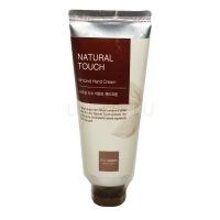 Natural touch almond hand cream [Крем для рук с экстрактом миндаля с паровой технологией]