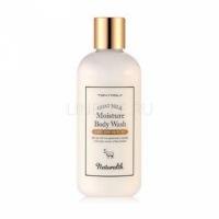 Naturalth goat milk moisture body wash [Гель для душа на основе козьего молока]