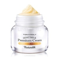 Naturalth goat milk premium cream [Крем антивозрастной на основе козьего молока]