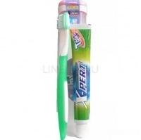 New portable doctor + expert toothpaste [Набор зубная паста + щетка]