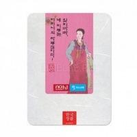 No:hj ssul mask (pink) [Маска для лица с экстрактом жемчуга увлажнение и сияние]
