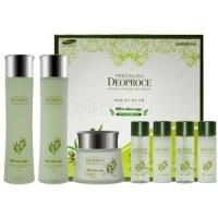 Olivetherapy essential moisture skin care set [Набор уходовый с экстрактом оливы ]