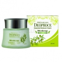 Olivetherapy essential moisture cream [Крем увлажняющий с маслом оливы]