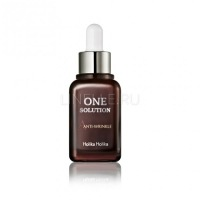 One solution - anti-wrinkle ampoule [Сыворотка антивозрастная]