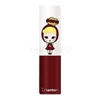 Oops angel lip tatoo 01 rosy rose [Жидкий гель для губ с тату эффектом]