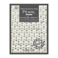 Pearl Natural Mask [Маска тканевая с экстрактом жемчуга]