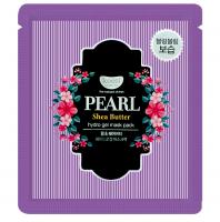 Pearl & shea butte hydro gel mask pack [Гидрогелевая маска с натуральным экстрактом жемчуга и маслом ши]