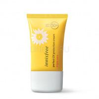 Perfect uv protection cream long lasting for dry skin spf50+/pa+++ [Стойкий солнцезащитный крем для сухой кожи]