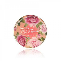 Pink Flower Blooming UV Pact SPF 50/PA+++ 13 Light Beige (+refill) [Компактная пудра с экстрактами цветов SPF 50/PA+++ со сменны