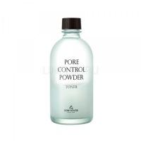 Pore control powder toner [Тоник с абсорбирующей пудрой «Пор контрол»]