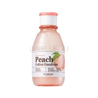 Premium peach cotton toner [Тонер с экстрактом персика ]