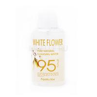 Pure Natural Cleansing Water White Flower [Очищающая вода с экстрактом белых цветов]