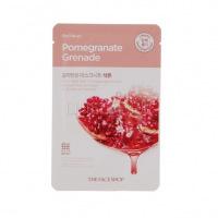 Real nature mask sheet pomegranate [Маска для лица тканевая]