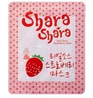 Real sauce strawberry mask [Маска с экстрактом клубники для яркости и свежести кожи]