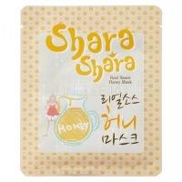 Real saurce honey mask [Тканевая маска для лица с экстрактом меда]