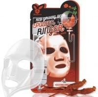 Red ginseng deep power ringer mask pack [Маска для лица тканевая]